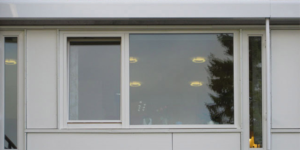 Alu-clad windows